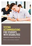 img - for Testing Accommodations for Students With Disabilities: Research-Based Practice (School Psychology) (School Psychology (APA)) 1st edition by Benjamin J. Lovett, and Lawrence J. Lewandowski (2014) Hardcover book / textbook / text book