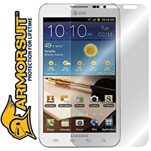 ArmorSuit MilitaryShield for Samsung Galaxy Note (AT&T Version)