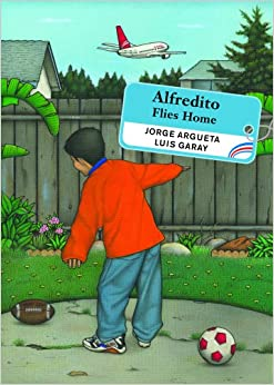 Alfredito Flies Home (Groundwood Books)