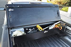 BAK Industries 90100 BakBox Tool Box with Track System for Chevy Silverado/Sierra Standard/Extended/Crew Cab