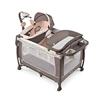 Ingenuity Washable Playard, Piper SooThe Me Softly by Kids II