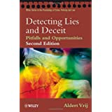 Detecting Lies and Deceit: Pitfalls and Opportunities (Wiley Series in Psychology of Crime, Policing and Law)by Aldert Vrij