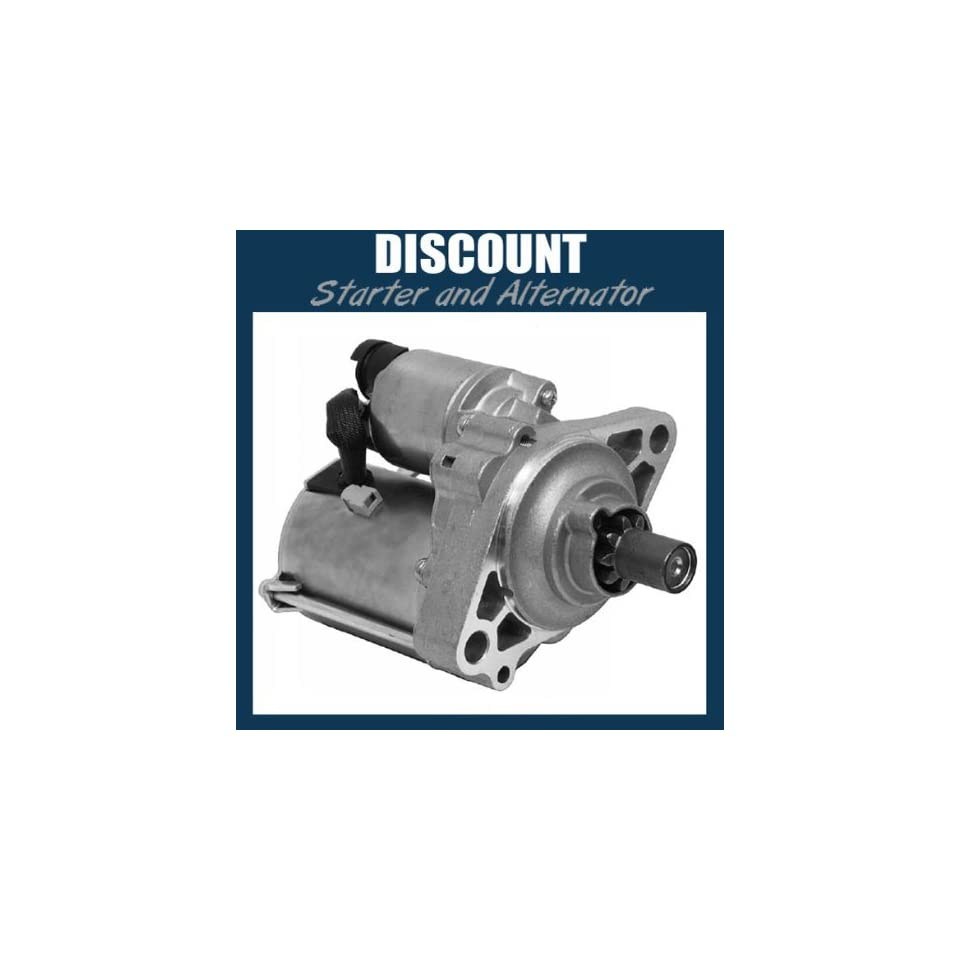 Discount Starter and Alternator 17729N Acura CL Replacement Starter