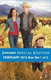Harlequin Special Edition February 2015 - Box Set 1 of 2: Fortunes Little Heartbreaker\The Firemans Ready-Made Family\Marry Me, Mackenzie!