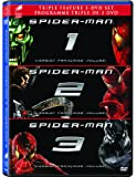Spider-Man 1-3 Trilogy (Spider-Man/Spider-Man 2/Spider-Man 3) (Bilingual)