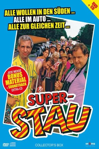 Superstau (+ CD-Soundtrack) [2 DVDs], DVD