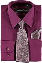 American Exchange Boys Dress Shirt Set