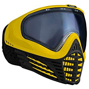 Virtue VIO Goggles - Yellow w/ Clear Thermal Lens