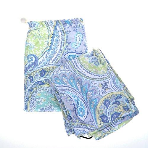 Cosmos ® Premium Quality Soft Cotton Breast Feeding Nursing Cover (Blue/Yellow)
