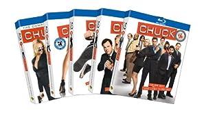 Chuck: Seasons One - Five [Blu-ray]