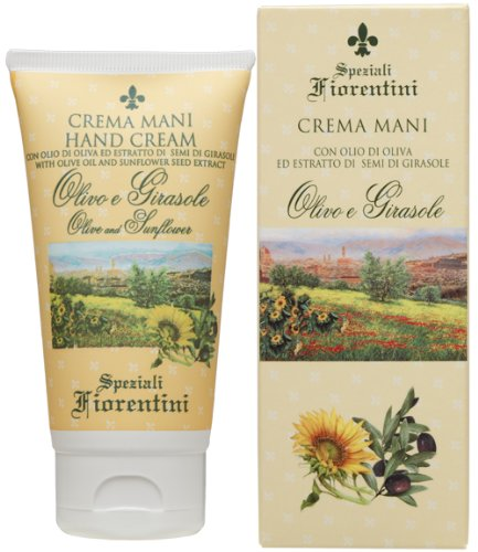 デルベ olive-0 - sunflower hand cream 75 mL [134]