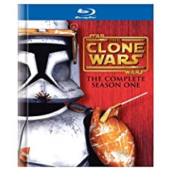 Star Wars: The Clone Wars: Season 1 [Blu-ray]