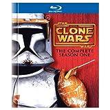Star Wars: The Clone Wars - Season 1 [Blu-ray] ~ Various
