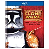 """Star Wars: The Clone Wars - Season 1 [Blu-ray] (Blu-ray)By Various        Buy new: $29.9635 used and new from $16.30    Customer Rating:     First tagged """"kenobi"""" by B. James"""