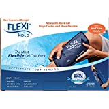 "FlexiKold Gel Pack Half Size (7.5"" x 11.5"") by NatraCure (A6303-COLD)"