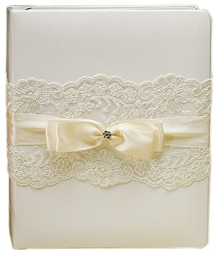 Beverly-Clark-French-Lace-Memory-Book-Ivory