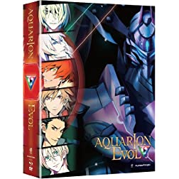 Aquarion: EVOL - Season 2, Part 1 (Limited Edition Blu-ray/DVD Combo)
