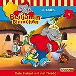 Benjamin in Afrika (Benjamin Blümchen 4) | Elfie Donnelly
