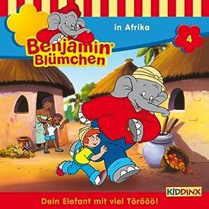 Benjamin in Afrika (Benjamin Blümchen 4) Hörspiel