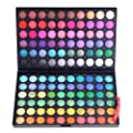 Abody 120 Colors Makeup Eyeshadow Palette Set Shimmer Matte Eye Color Cosmetic Kit