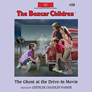 The Ghost at the Drive-In Movie Audiobook