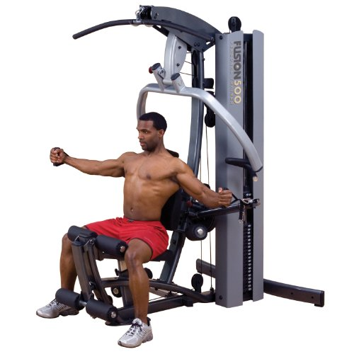 Body solid fusion f home gym best seller gyms