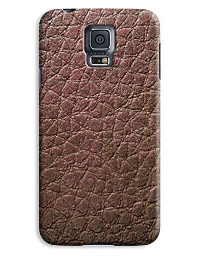 Crock Skin Leather 3D Printed Design Galaxy S5 Hard Case Protective Cover Shell (Crock Skin compare prices)