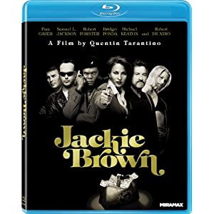 Jackie Brown Movie on Blu-ray
