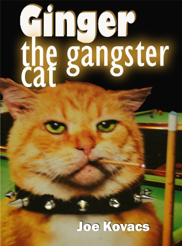 Ginger the Gangster Cat (Ginger the Cat)