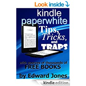 Kindle Paperwhite Tips, Tricks, and Traps