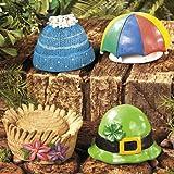 Set of Gnome Hats