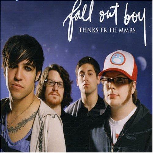 Fall Out Boy - Thnks Fr Th Mmrs (2 Mixes) - Zortam Music