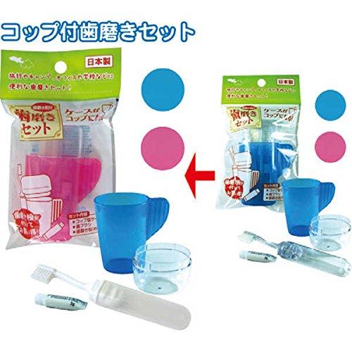 セイワプロ コップ付歯磨きセット