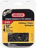 Oregon S40 10-Inch Semi Chisel Chain Saw Chain, Fits Craftsman, Poulan, Remington