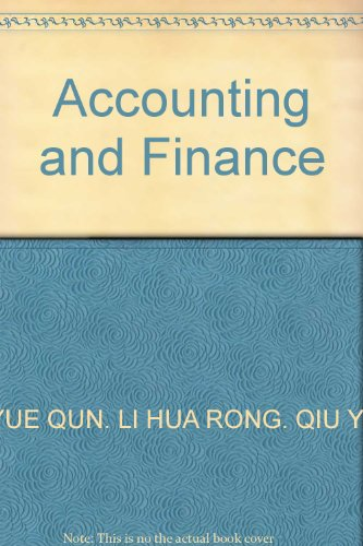 Accounting and Finance image