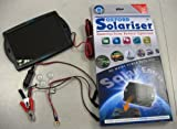 OXFORD SOLARISER: SOLAR BATTERY CHARGER