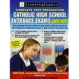 Catholic High School Entrance Exams, COOP/HSPT ~ LearningExpress Editors