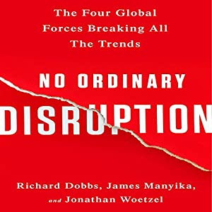 No Ordinary Disruption Hörbuch