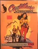Cadillacs & Dinosaurs: The Roleplaying Game