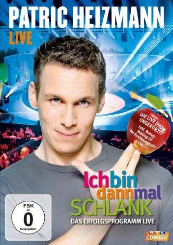 DVD: Patric Heizmann live!