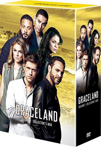 グレイスランド 西海岸潜入捜査ファイル シーズン2 DVDコレクターズBOX