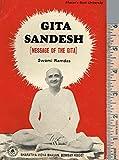 img - for Gita Sandesh (message Of The Gita) - Bhavan's Book University book / textbook / text book