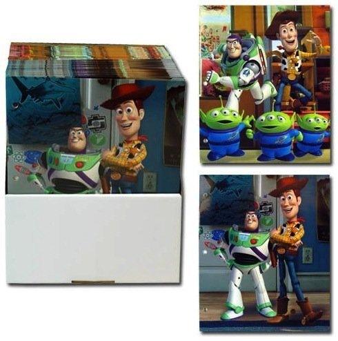 Toy Story 3 School Folders (6pc Set) - Kids School Supplies