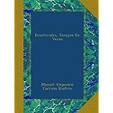 Ecuatoriales, Ensayos En Verso (Spanish Edition)