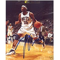 Jason Collins New Jersey Nets Signed 8x10 Photo W COA by Hollywood Collectibles