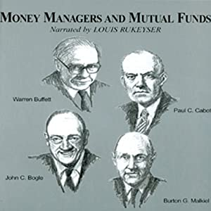 Money Managers and Mutual Funds Audiobook