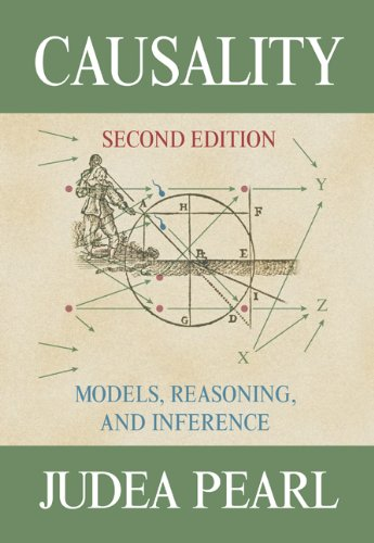 Amazon.com: Causality: Models, Reasoning and Inference (9780521895606): Judea Pearl: Books