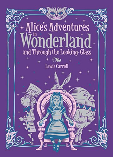alices-adventures-in-wonderland-and-through-the-looking-glass-barnes-noble-leatherbound-childrens-cl