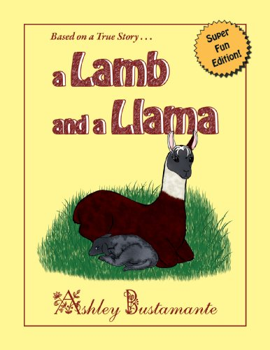 A Lamb and a Llama