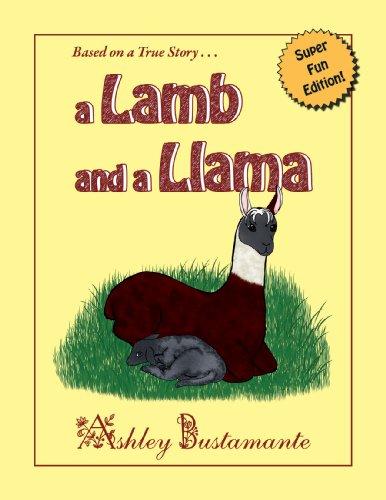 A Lamb and a Llama